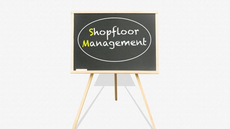 Wir führen Shop Floor Management ein